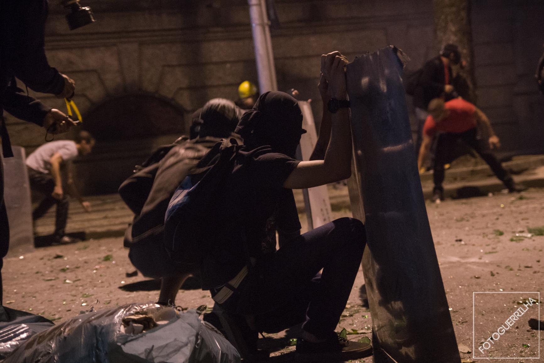 #ForaTemer no Rio de Janeiro