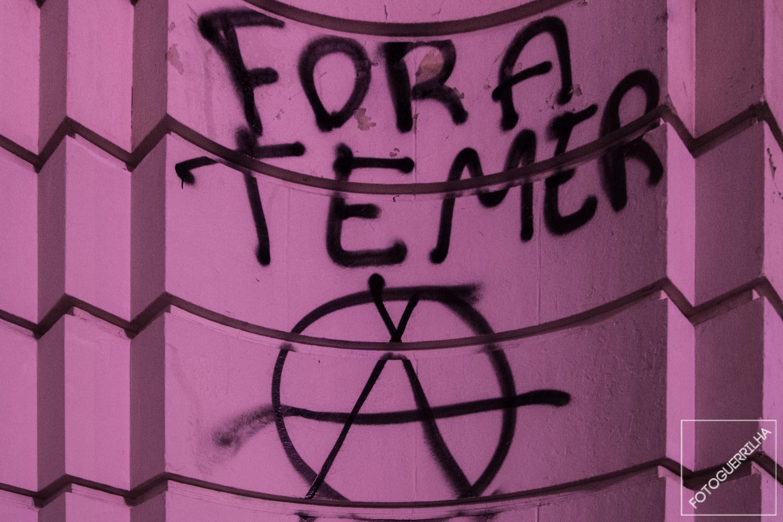 "Ato ""Inaceitável"", no Rio de Janeiro"
