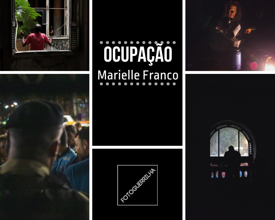 Ocupação de Cultura Marielle Franco