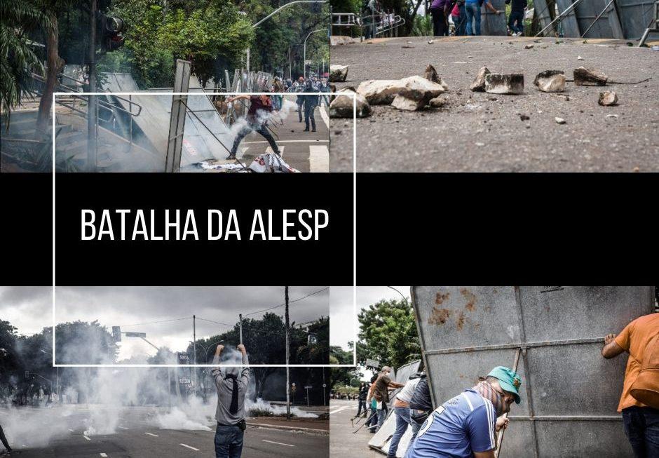 BATALHA DA ALESP