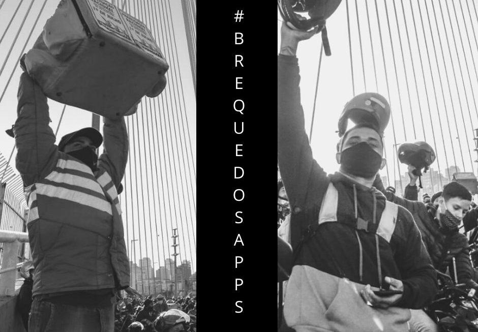 Ato #brequedosapps em São Paulo