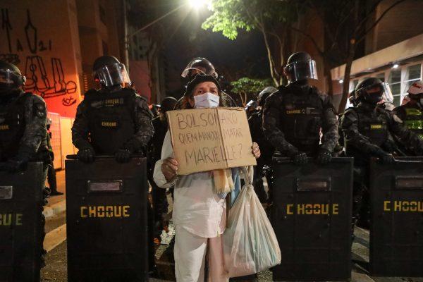 Rio de Janeiro e São Paulo nas ruas contra Bolsonaro nesse 24 de julho