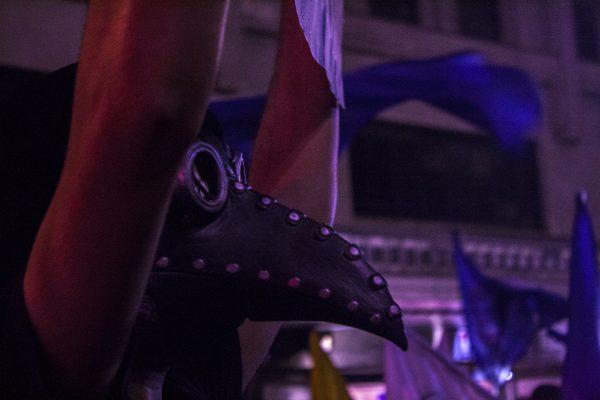 Às ruas, é preciso. Ato 13J contra Bolsonaro em São Paulo