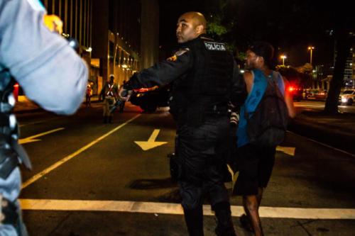 Greve pela educação, 15 de maio, no Rio de Janeiro. Foto: Wagner Maia/Fotoguerrilha
